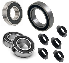 Kona Hei Hei 2-9, Hei Hei 2-9 DL, 2013-14 Bearing kit